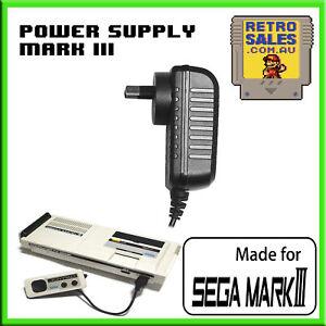 Sega SG-1000 III Power Supply Adapter Pack New Aftermarket SA-150 PSU Mark III 3