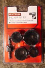 Craftsman 5 pc Hole Saw Set 937965