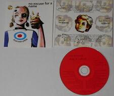 Terence Trent D'Arby Catherine Wheel Tricky Paul Weller Mike Watt  U.S. promo cd