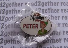 Disney Pin Dlr Cast Exclusive Little Monsters Peter Pan