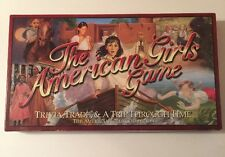 The American Girls Game by Pleasant Company - 1999 Ed. - Great Cond - Complete!
