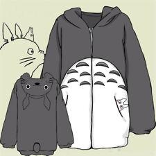 My Neighbor Totoro Plush Jacket Miyazaki Hayao Clothing Winter  Outwear One Size