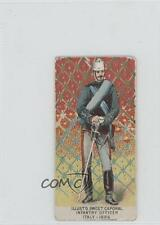 1887 Sweet Caporal Military Uniforms Tobacco N224 IOIT Infantry Officer Card 0s9