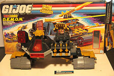GI Joe D.E.M.O.N. 1988 Demon Vehicle with Box Complete No Figures