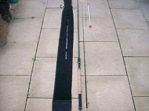 preston innovations 10ft monster carp feeder rod inc 1 spare quiver tip