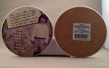 HOLY CRAP by Erin Smith Art WHAT PEOPLE coaster - set of four A25454 - NIB