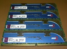 Kingston HyperX KHX6400D2K2/4G DDR2 PC2-6400 800MHz Desktop LOT (4) x 2GB = 8GB