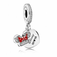 Disney Minnie Mouse ''Disney Mom'' Charm by Pandora   N:403
