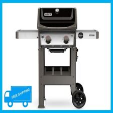Black Burner Cast Iron 360 Sq Propane Gas None Grease Management System Grill