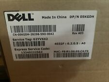 Dell N4032F N4000 Series 24-Port SFP+ Network Managed Switch