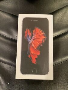 Apple iPhone 6s - 32GB - Space Gray A1633 MRPR2LL/A Brand New/Sealed