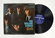 The ROLLING STONES 12 x 5 LP London Records PS-402 Stereo 1964 1ST PRESS