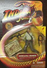 NEW Indiana Jones Kingdom Of The Crystal Skull Bazooka Action Figure
