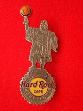 HRC Hard Rock Cafe Barcelona Chistopher Columbus Statue Basketball LE300
