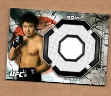 2013 Topps UFC Bloodlines Fighter Relics #BRTG Takanori Gomi 083/198