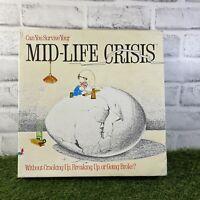 Gameworks Mid-Life Crisis 1982 Board Game