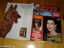 GENTE=1991/29=CAROLINE DE MONACO=SANDRA DEE=SIMONA TAGLI=CARLA BRUNI=QUARTO=