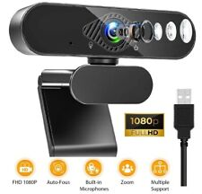 More details for 1080p full hd streaming webcam with microphone for pc video calling conference