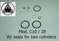 Feinwerkbau Mod. C10/C20 Co2 Pistol Seals / Service kit