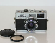 Analoge Kamera Olympus 35 RC E. Zuiko 2.8 42mm