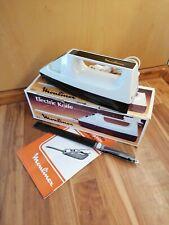 Elektrisches Küchenmesser Moulinex Typ 382. Elektromesser . TOP!