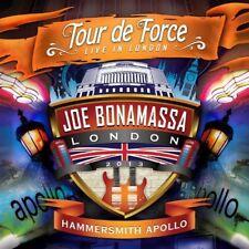 Tour De Force-Hammersmith Apollo - Joe Bonamassa (2014, CD NUEVO)2 DISC SET