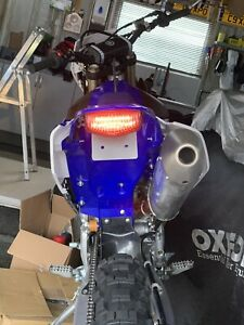 Yamaha WR450 YZF450 Number Plate Bracket tail tidy (NOW IN STOCK) REV 2!
