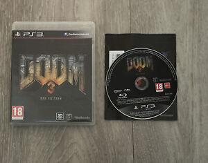 Doom 3 - BFG Edition (PS3 Game) Playstation 3