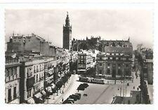 Sevilla **Plaza de San Francisco **Strassenbahn