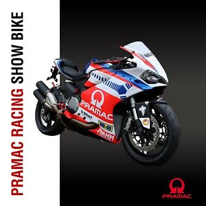 MotoGP Show bike - Ducati Panigale 959 - Customizzata Pramac Racing