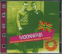 MOONWALK – Treasure Isle Skinhead Reggae Anthems, 26 tr. 2000 UK compilation CD