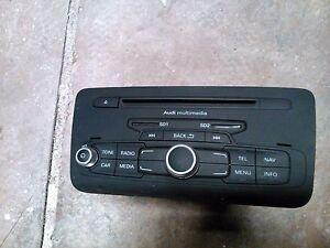 Audi A1 S1 8X 3G MMI Navi Rechner Navigation Multimediaeinheit 8X0035192G