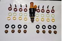 Ford Mustang 1987-03 Fuel Injector Rebuild / Repair Kit O-Rings Filters 8Cyl