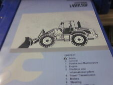 Volvo L45F L50F Wheel Loader Service Manual