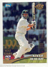 Steve Waugh Cricket Trading Cards