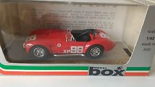 AC SHELBY COBRA Riversaide 62 N°98 - scala 1/43 Model Box