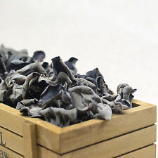 Black Fungus Natural Dried Mushrooms Wood ear Auricularia Edible