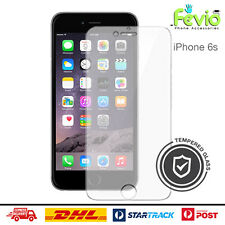 Fevio Clear Tempered Glass Screen Proctector Made For Apple iPhone 6S