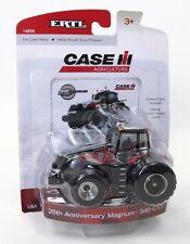 1/64 ERTL Case IH 25th Anniversary Magnum 340 CVT Tractor Chrome Chaser