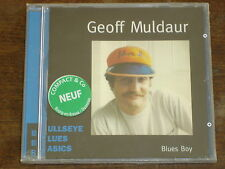 GEOFF MULDAUR Blues boy CD NEUF