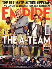 Empire Magazine #252 The A-Team Liam Neeson The Expendables