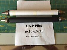 6x10 And 65x10 Campp Pilot Letterpress Printing Press Rollers And Trucks No Press