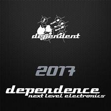 DEPENDENCE 2017 CD Covenant MESH Kirlian Camera DISMANTLED Spectra Paris