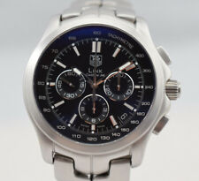 TAG Heuer Link Calibre 36 Men's Automatic Chronograph Watch CT511A