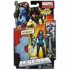 "Marvel Legends 2012 serie 3 6"" X-mutantes Mystique"