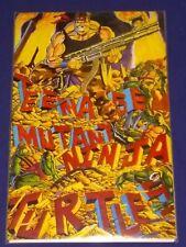 TEENAGE MUTANT NINJA TURTLES #34 SEPTEMBER 1990 MIRAGE STUDIOS TMNT