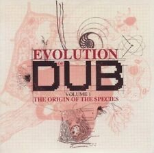 THE EVOLUTION OF DUB 1 NEW CD