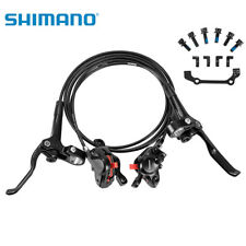 SHIMANO SM-BH59-JK BL-MT200 MTB Hydraulic Disc Brake Set Front and Rear Caliper