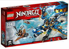 LEGO NINJAGO 70602 Jay's Elemental Dragon Set, MISB, Brand New