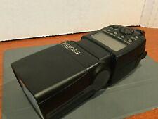 Canon Speedlite 580EX II Shoe Mount Flash for  Canon